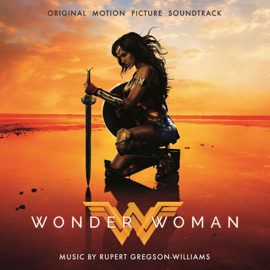 OST - WONDER WOMAN - Music On Vinyl