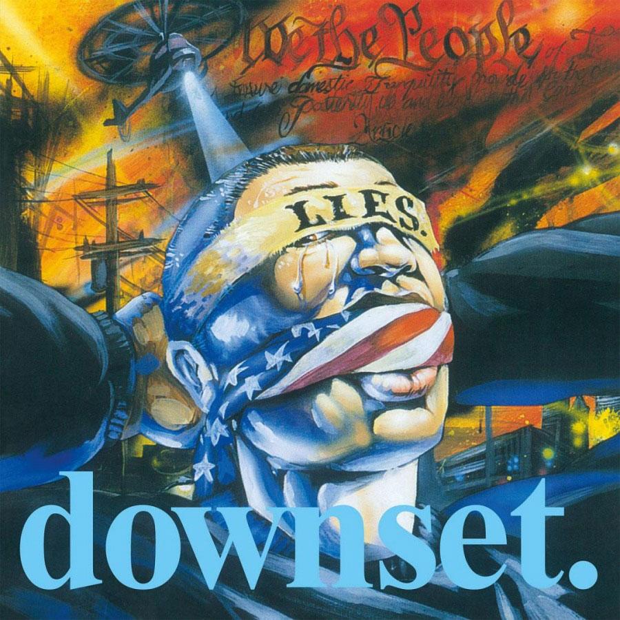 Downset Downset Music On Vinyl