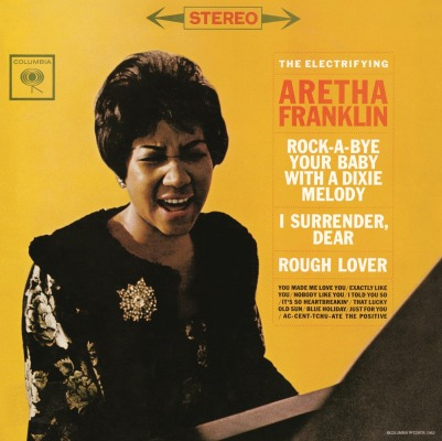 Aretha Franklin - The Electrifying Aretha - A Bit Of Soul