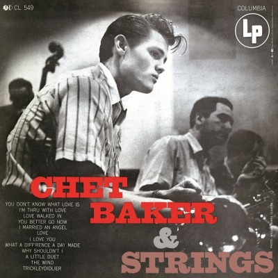 CHET BAKER - & STRINGS