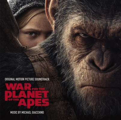 OST - WAR FOR THE PLANET OF THE APES (MICHAEL GIACCHINO)