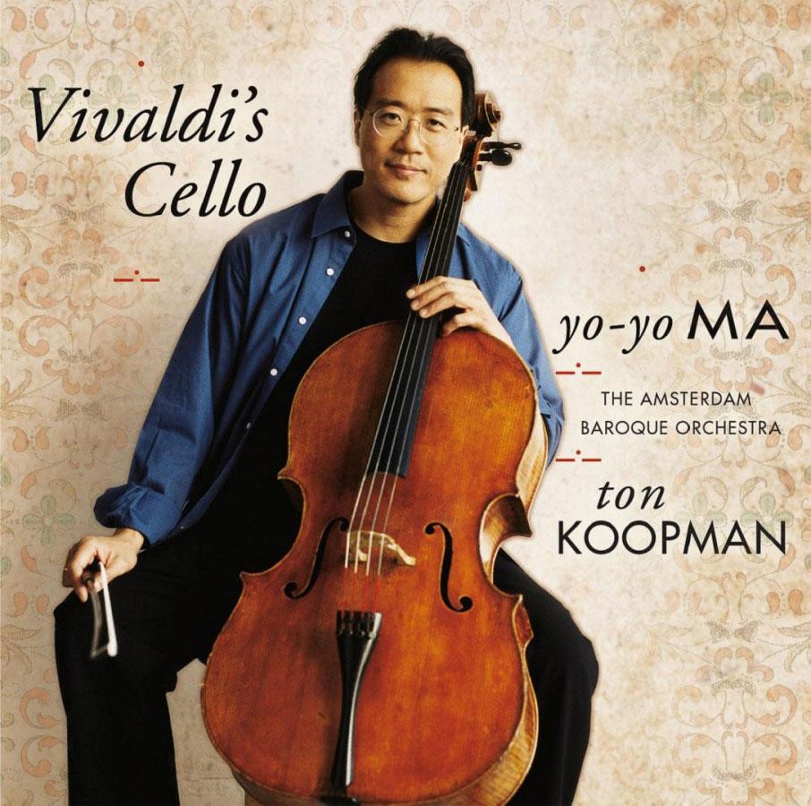 YO-YO MA - VIVALDIS CELLO - Music On Vinyl
