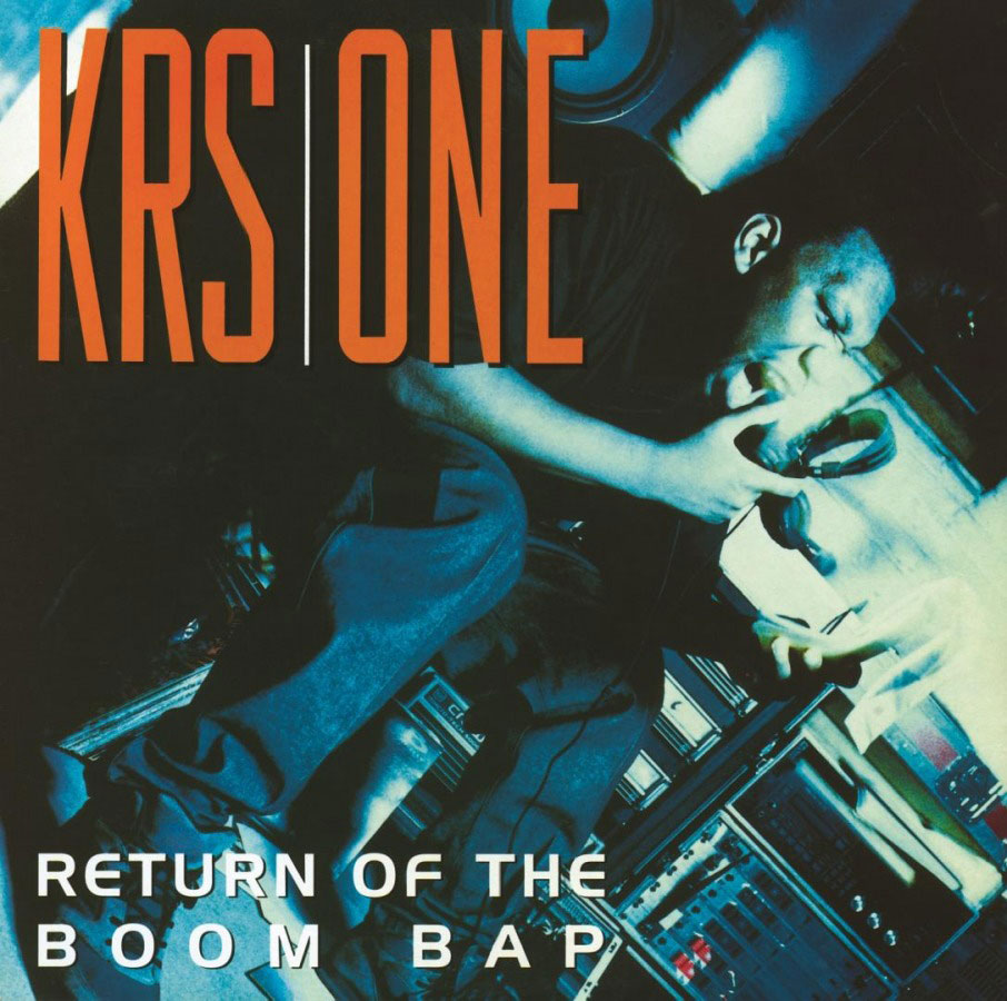 Krs One Return Of The Boom Bap Music On Vinyl