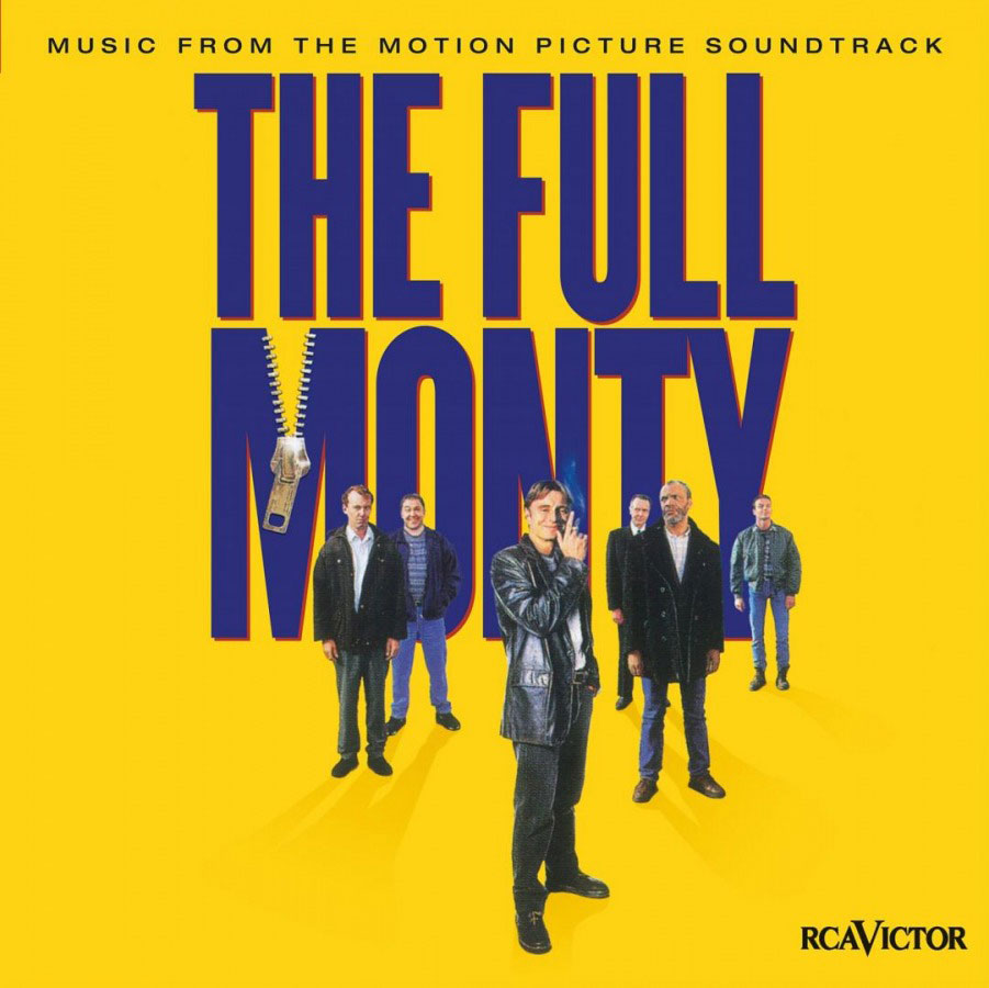 Original Soundtrack The Full Monty Anne Dudley Hot