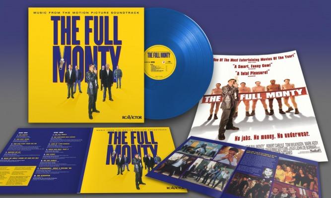 Original Soundtrack The Full Monty Anne Dudley Hot