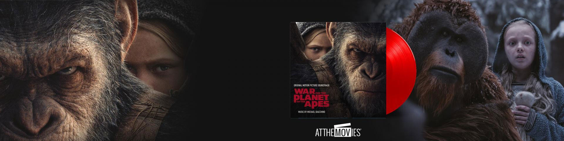 WAR FOR THE - PLANET OF THE APES