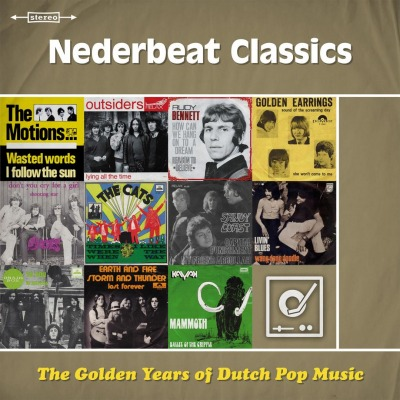 VARIOUS ARTISTS - THE GOLDEN YEARS OF DUTCH POP MUSIC: NEDERBEAT CLASSICS