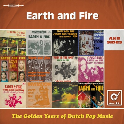EARTH AND FIRE - THE GOLDEN YEARS OF DUTCH POP MUSIC: A&B SIDES