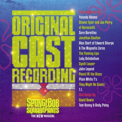 ORIGINAL SOUNDTRACK - SPONGEBOB SQUAREPANTS THE NEW MUSICAL (ORIGINAL CAST RECORDING)