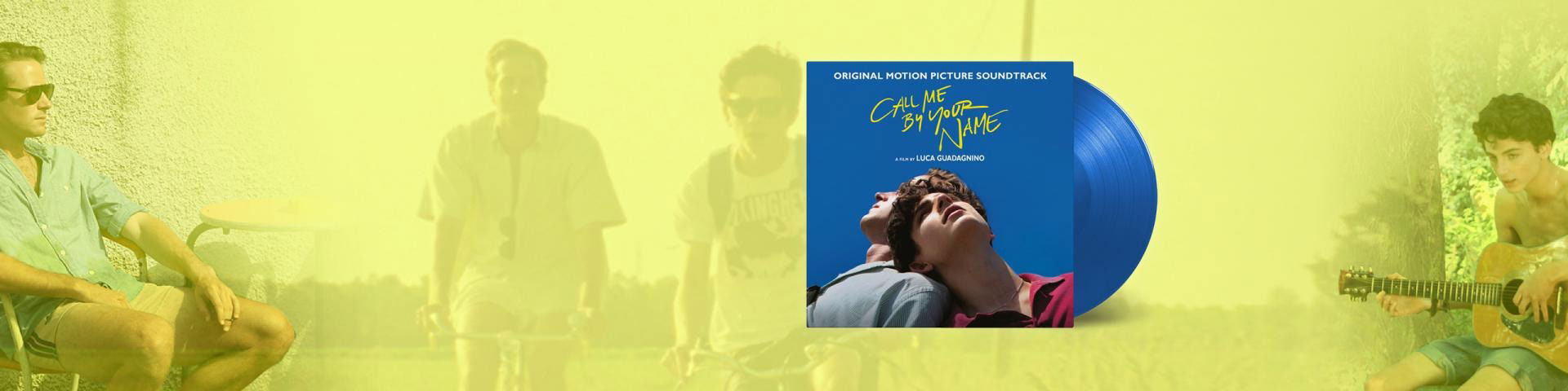 ORIGINAL SOUNDTRACK - CALL ME BY YOUR NAME