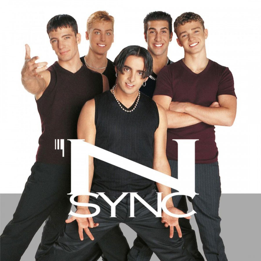 N Sync N Sync Catalog Music On Vinyl