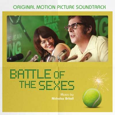 OST - BATTLE OF THE SEXES (NICHOLAS BRITTEL)