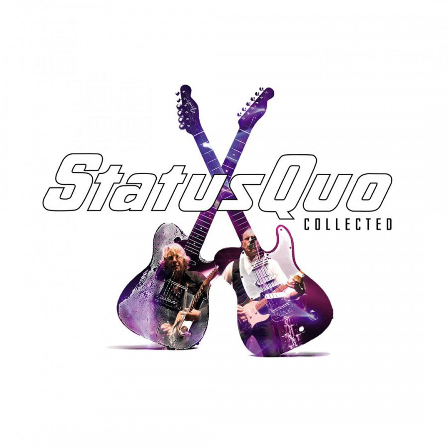 Status Quo Collected Catalog Music On Vinyl