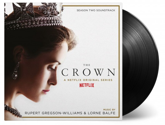 OST - THE CROWN SEASON 2 =MUSIC BY RUPERT GREGSON-WILLIAMS=