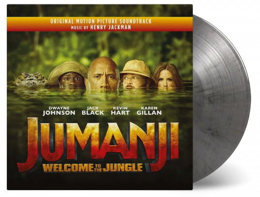 OST - JUMANJI WELCOME TO THE JUNGLE