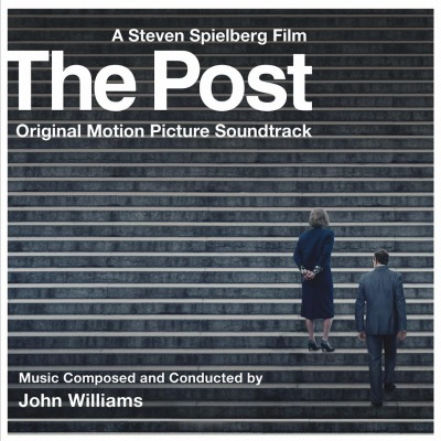 OST - THE POST (JOHN WILLIAMS)