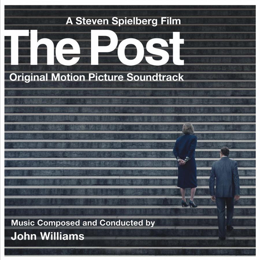 Ost The Post John Williams Music On Vinyl