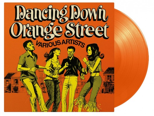 VARIOUS ARTISTS - DANCING DOWN ORANGE STREET