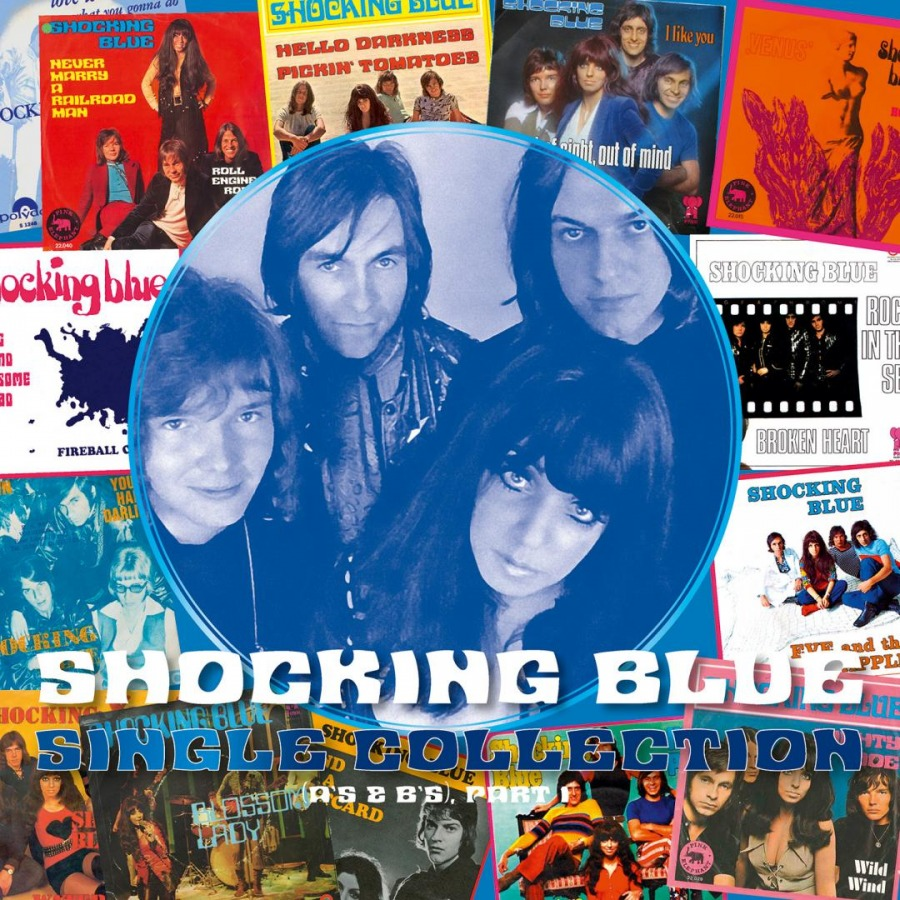 Shocking Blue Single Collection Part 1 Music On Vinyl
