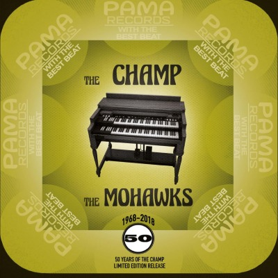 THE MOHAWKS - THE CHAMP 7""