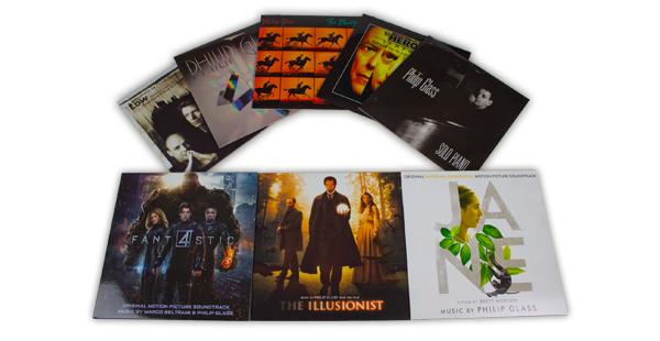 be73a8b12f15 The Minimalistic World of Philip Glass - Music On Vinyl