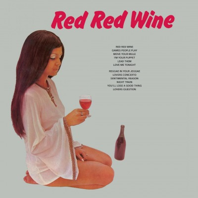 VARIOUS ARTISTS - RED RED WINE