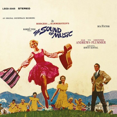 OST - THE SOUND OF MUSIC (RODGERS & HAMMERSTEIN)