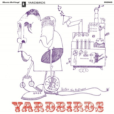 THE YARDBIRDS - ROGER THE ENGINEER =MONO=