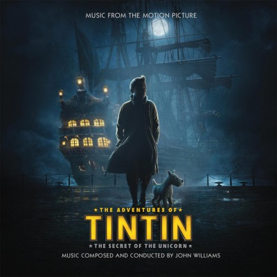 ORIGINAL SOUNDTRACK - THE ADVENTURES OF TINTIN: THE SECRET OF THE UNICORN (JOHN WILLIAMS)
