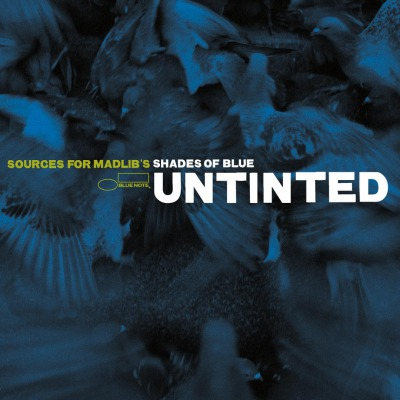 MADLIB (VARIOUS ARTISTS) - UNTINTED: SOURCES FOR MADLIB'S SHADES OF BLUE