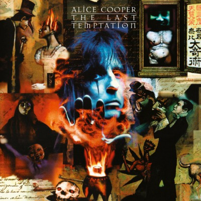 ALICE COOPER - THE LAST TEMPTATION