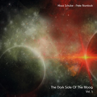 KLAUS SCHULZE / PETE NAMLOOK - THE DARK SIDE OF THE MOOG VOL1. (Wish You Were There)