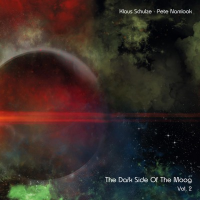 KLAUS SCHULZE / PETE NAMLOOK - THE DARK SIDE OF THE MOOG VOL2. (A Saucerful Of Ambience)