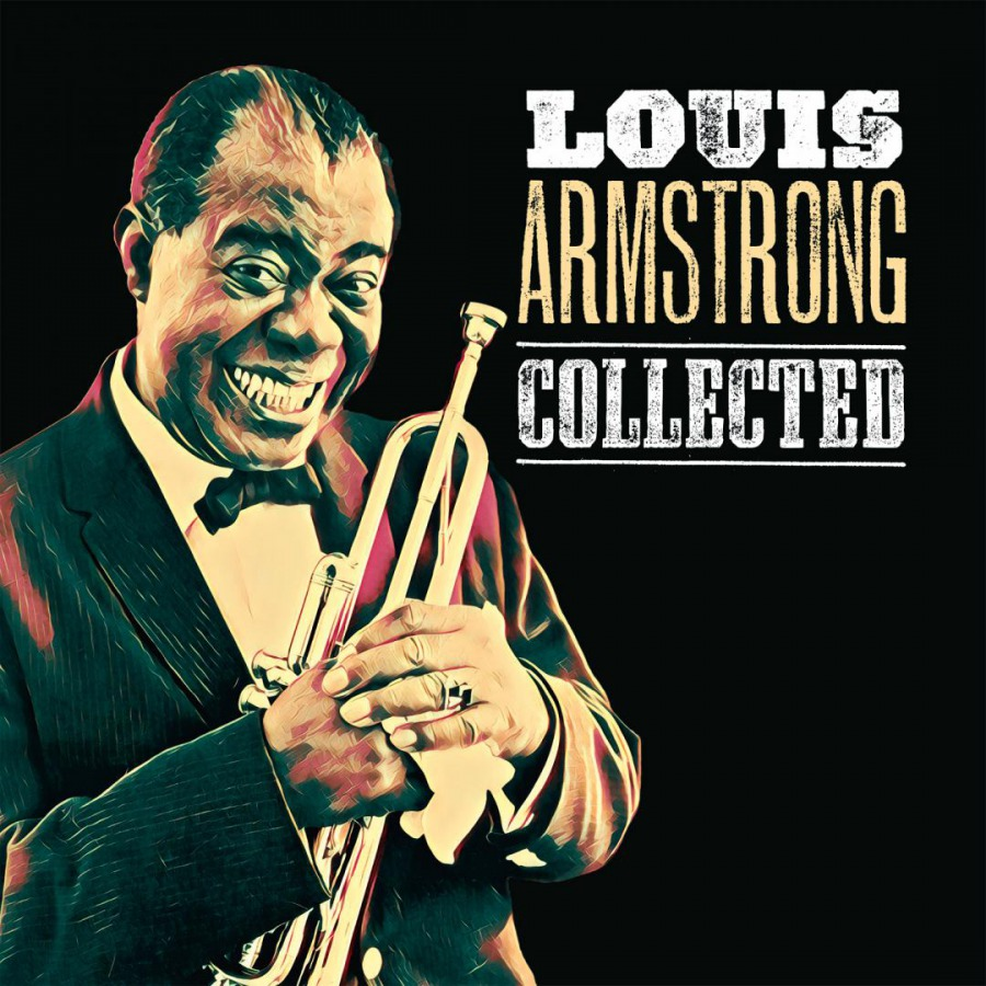Louis Armstrong Collected Music On Vinyl