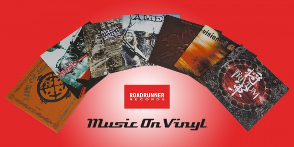 A GROOVE IN DARKNESS - THE ROADRUNNER RECORDS