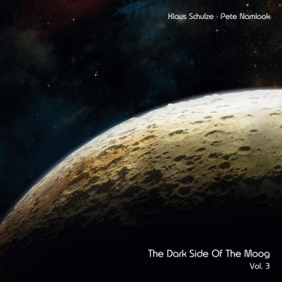 KLAUS SCHULZE / PETE NAMLOOK - THE DARK SIDE OF THE MOOG VOL3. (Phantom Heart Brother)