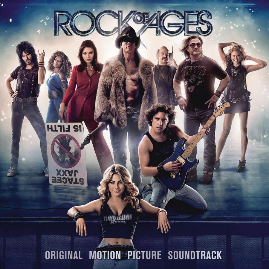 OST - ROCK OF AGES (VARIOUS ARTISTS) - Music On Vinyl