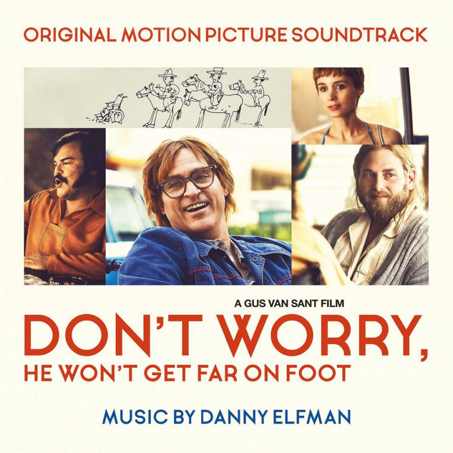 ORIGINAL SOUNDTRACK - DON\'T WORRY, HE WON\'T GET FAR ON FOOT (DANNY ...