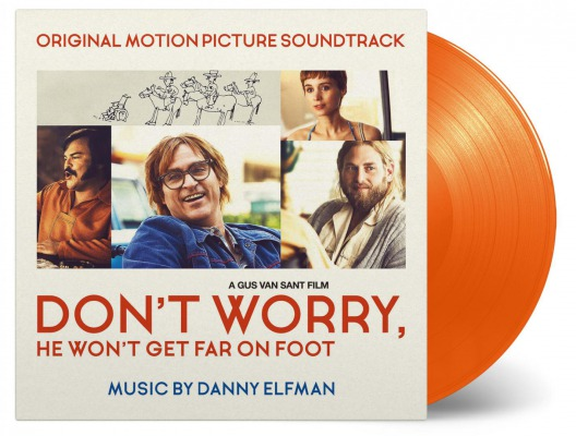 OST - DON'T WORRY, HE WON'T GET FAR ON FOOT  (DANNY ELFMAN)