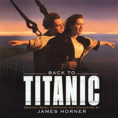 OST - BACK TO TITANIC (JAMES HORNER)