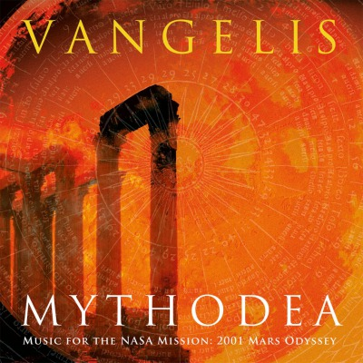 VANGELIS ‎- MYTHODEA (MUSIC FOR THE NASA MISSION 2001 MARS ODYSSEY)