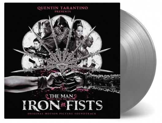 OST- MAN WITH THE IRON FISTS