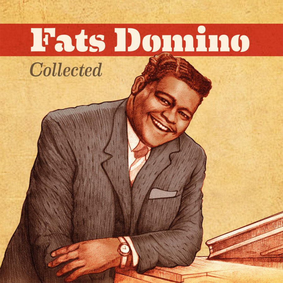 Fats Domino Collected Music On Vinyl