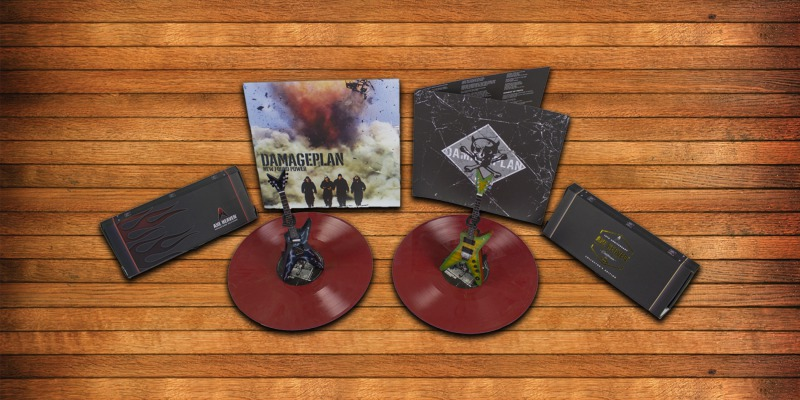 Win a Dimebag Darrell Mini Guitar - Music On Vinyl