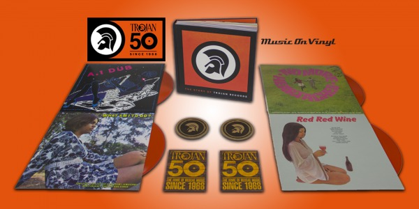 "Win ""The Story of Trojan Records"" + 4 fantastic Trojan MOV releases"