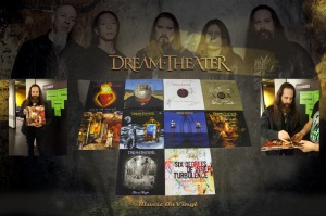 Win the ultimate Dream Theater signed record collection