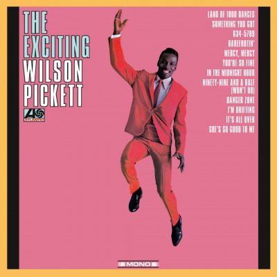 WILSON PICKETT - THE EXCITING WILSON PICKETT