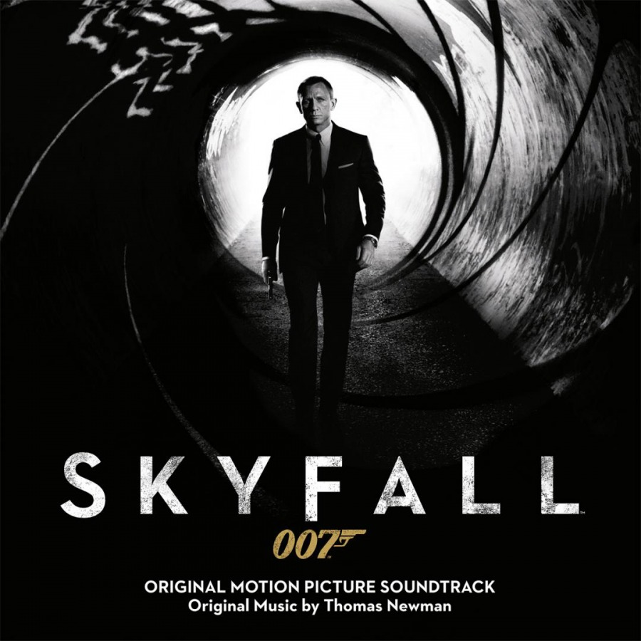 OST - SKYFALL - Music On Vinyl