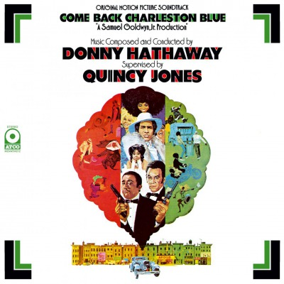 DONNY HATHAWAY - COME BACK CHARLESTON BLUE (ORIGINAL SOUNDTRACK)