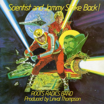 SCIENTIST & PRINCE JAMMY - SCIENTIST & PRINCE JAMMY STRIKE BACK!